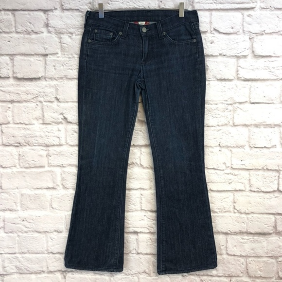 Lucky Brand Denim - Lucky Brand Zoe Low Rise Bootcut Jeans